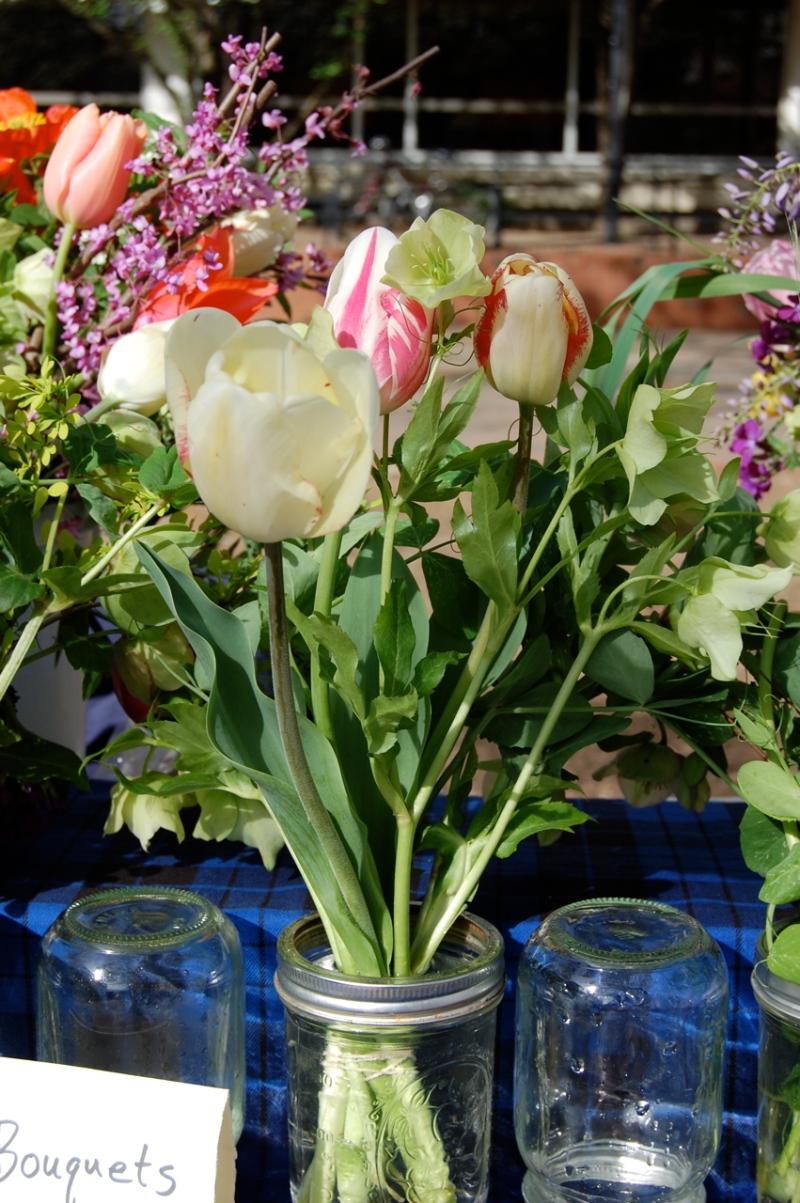 A Spring Forth Farm bouquet.