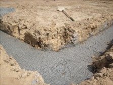 CONCRETE, also known as money in the ground!